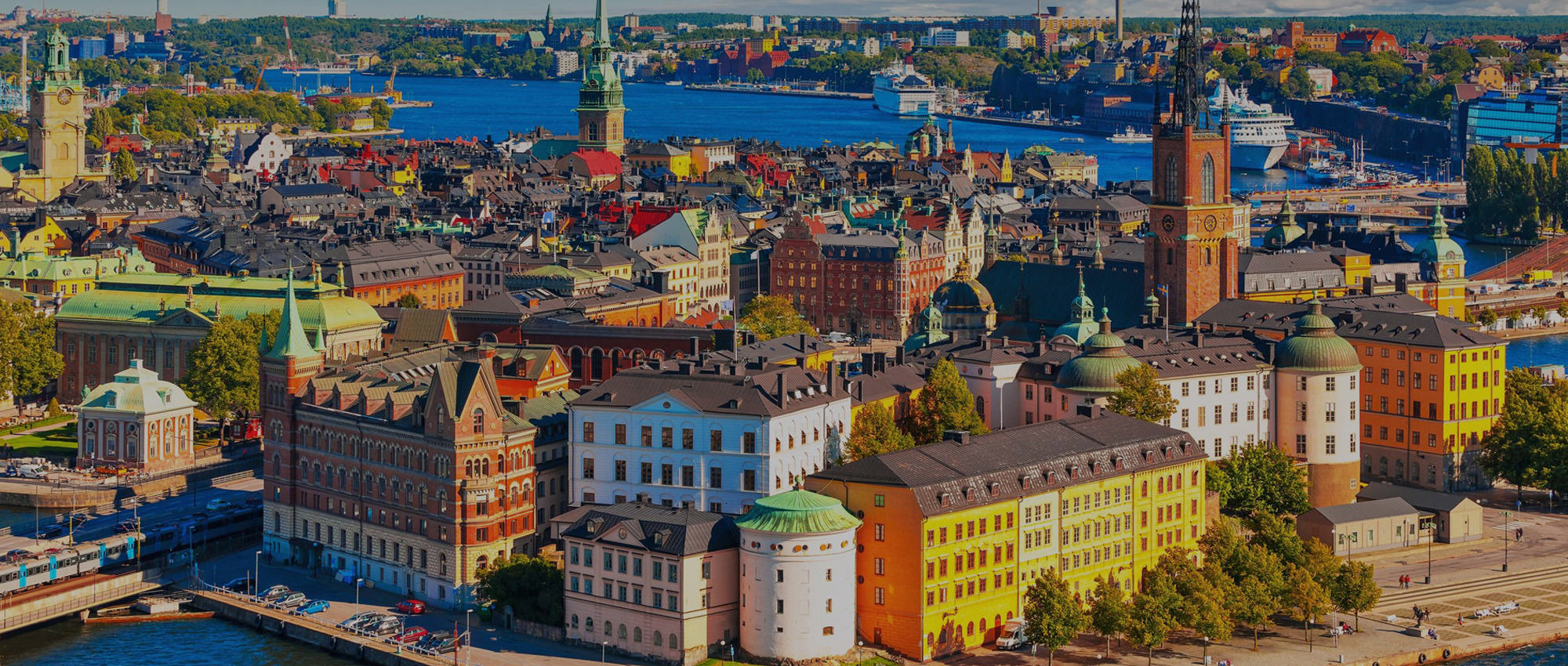 Transfer Money to Sweden