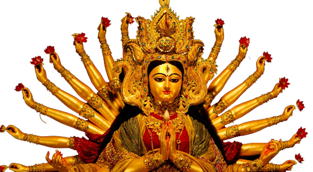 The Goddess of Mothers: Durja