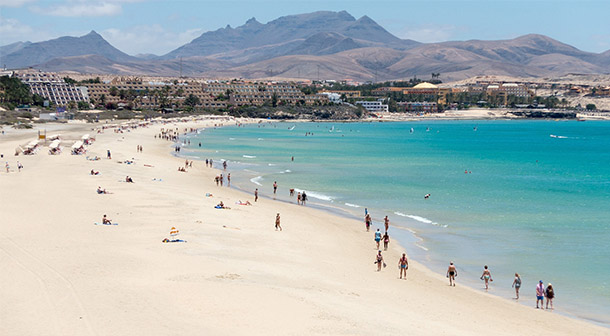 Canary Islands, Fuerteventura