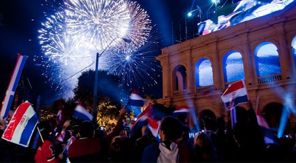 Paraguyan Independence Day