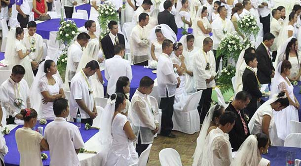 Philippines Wedding tradition