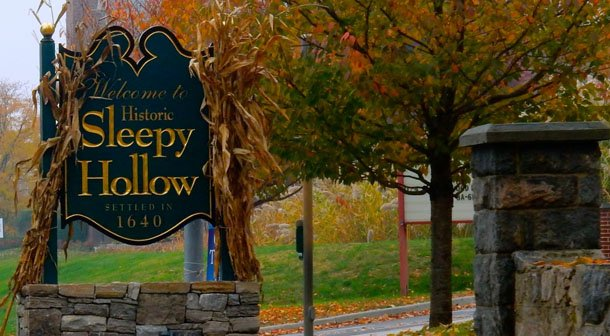 Sleepy Hollow, USA. Photo by Getaway Mavens