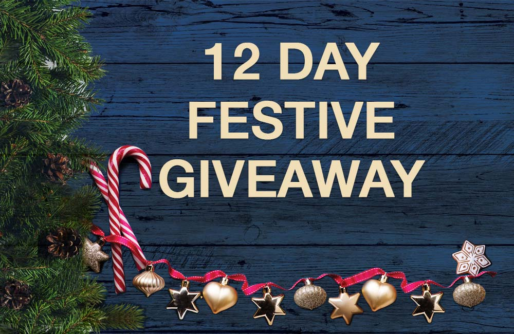 12 Day Festive Giveaway